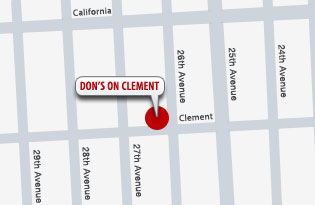 Don's at Clement